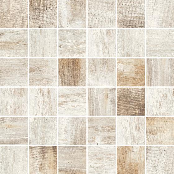 Inwood Ivory | Mosaico von Rondine | Keramik Mosaike