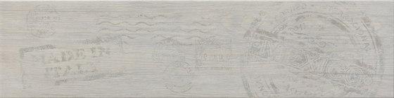 Jungle White   Stamp Mix de Rondine   Carrelage céramique
