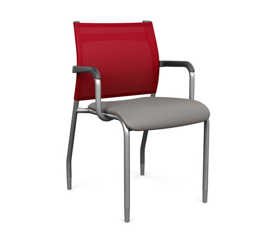 Wit | Side Chair by SitOnIt Seating | Visitors chairs / Side chairs