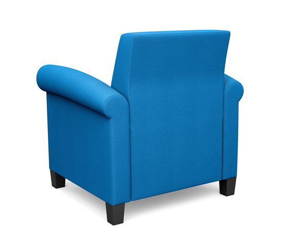 Composium | Round by SitOnIt Seating | Lounge chairs