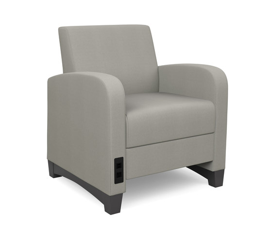 Composium | Curve by SitOnIt Seating | Armchairs