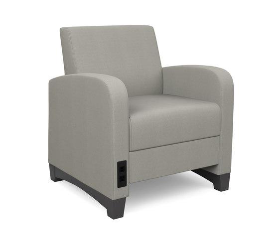 Composium | Curve de SitOnIt Seating | Sillones