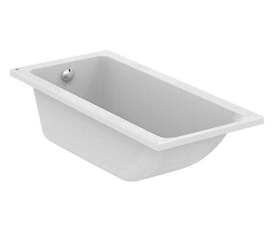 Connect Air Körperform-Badewanne 1500 x 700 mm by Ideal Standard | Bathtubs
