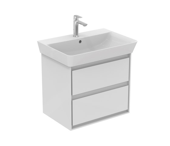 Connect Air Waschtisch-Unterschrank Cube Air 585 mm, 2 Auszüge by Ideal Standard | Vanity units