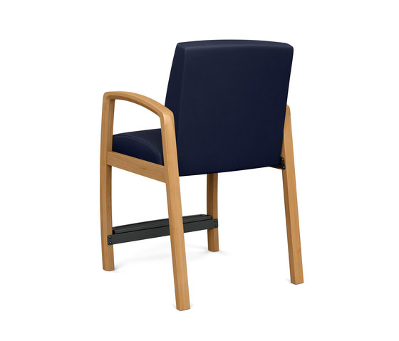 Aviera | Wood Hip by SitOnIt Seating | Waiting area chairs