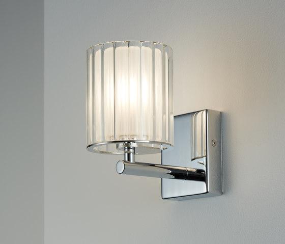Flute Wall Light chrome by Tom Kirk Lighting | General lighting