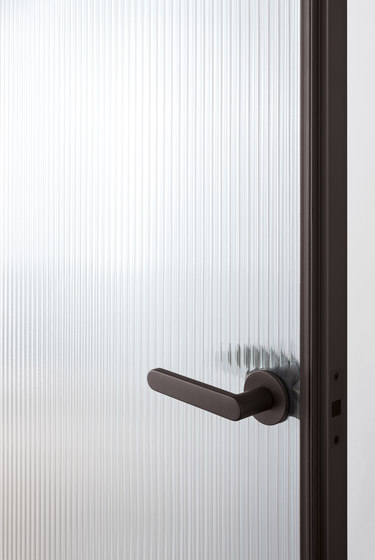 Aladin Swing Plain Duo de Glas Italia | Portes intérieures