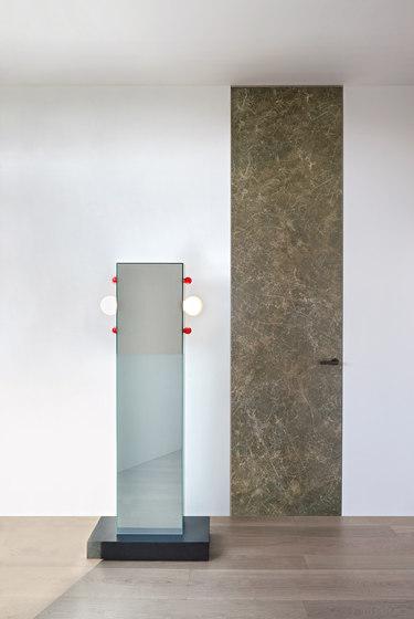 Aladin Swing Plain Duo by Glas Italia | Internal doors