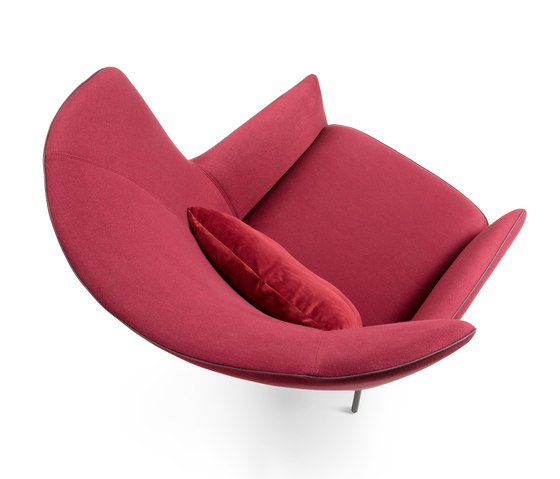 Lilou Wing chair by Christine Kröncke   Armchairs