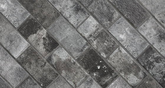 London Charcoal by Rondine | Ceramic tiles