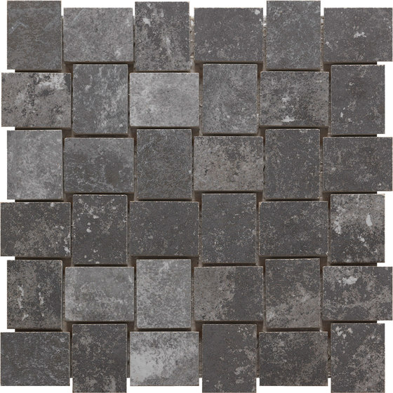 London Charcoal | Mosaico by Rondine | Ceramic mosaics