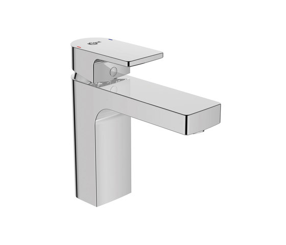 Edge Waschtischarmatur ohne Ablaufgarnitur by Ideal Standard | Wash basin taps