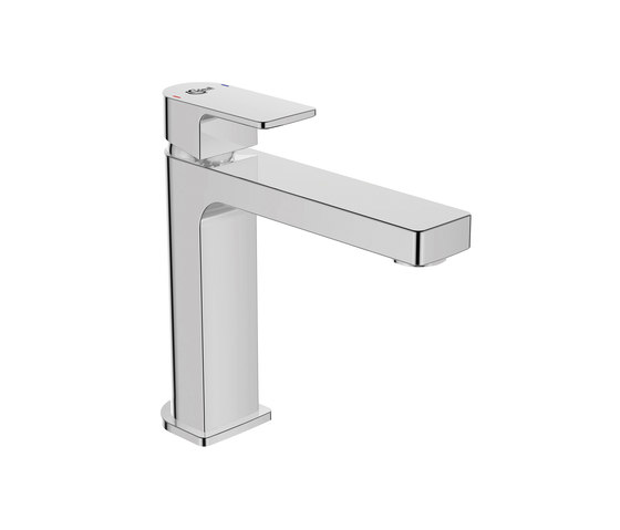 Edge Waschtischarmatur Grande Slim ohne Ablaufgarnitur by Ideal Standard | Wash basin taps