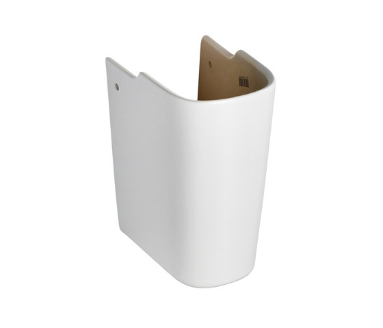 Eurovit Plus Wandsäule für Handwaschbecken by Ideal Standard | Bathroom fixtures