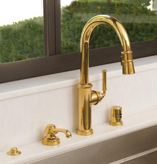 Taft by Newport Brass | Kitchen taps