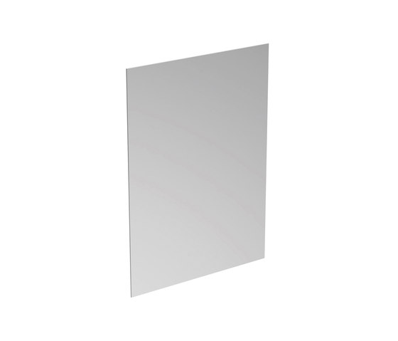 Mirror & Light Spiegel 500 mm mit Ambientelicht by Ideal Standard | Wall mirrors