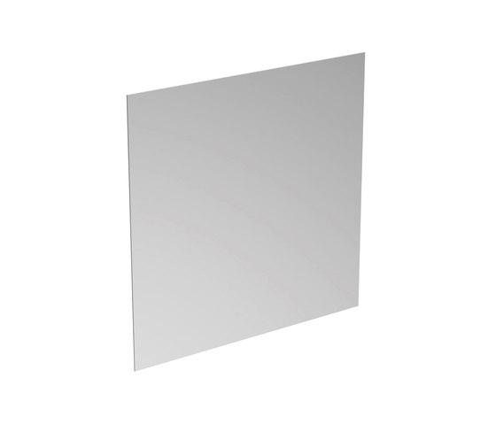 Mirror & Light Spiegel 700 mm mit Ambientelicht by Ideal Standard | Mirrors