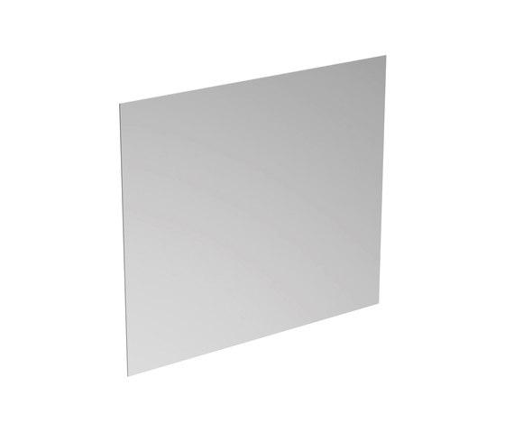 Mirror & Light Spiegel 800 mm mit Ambientelicht by Ideal Standard | Wall mirrors