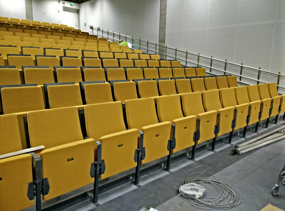 Form de Hamari | Butacas auditorio