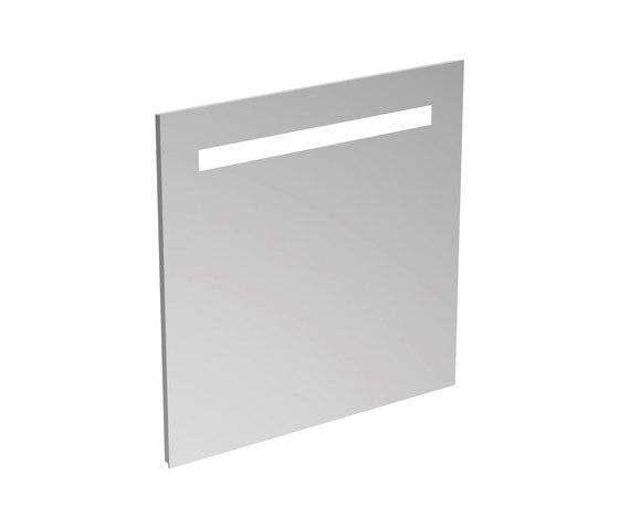 Mirror & Light Spiegel 700 mm mit Beleuchtung (29,3 W) by Ideal Standard | Wall mirrors