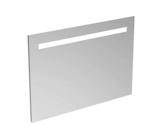 Mirror & Light Spiegel 1000 mm mit Beleuchtung (57,1 W) by Ideal Standard   Mirrors