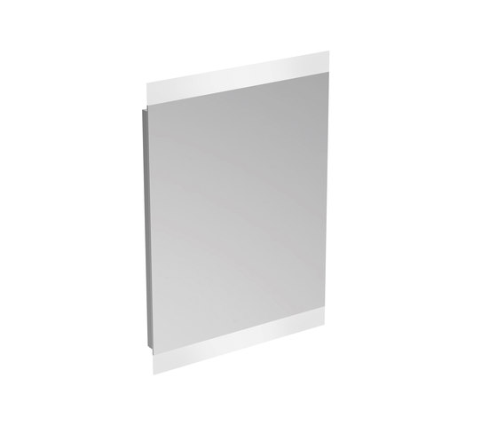 Mirror & Light Spiegel 500 mm mit 2-seitigem Ambientelicht (38,6 W) by Ideal Standard | Mirrors