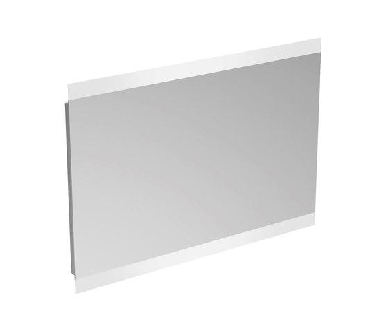 Mirror & Light Spiegel 1000 mm mit 2-seitigem Ambientelicht (76,1 W) by Ideal Standard | Mirrors