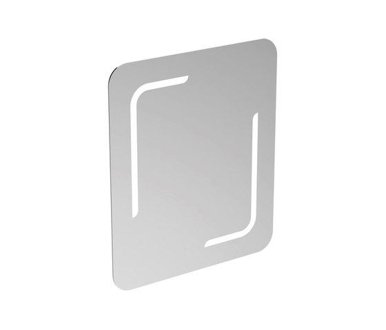 Mirror & Light Spiegel 600 mm mit Beleuchtung (36,2 W) by Ideal Standard | Wall mirrors