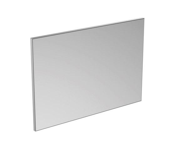 Mirror & Light Spiegel mit Rahmen 1000 x 700 mm by Ideal Standard | Wall mirrors