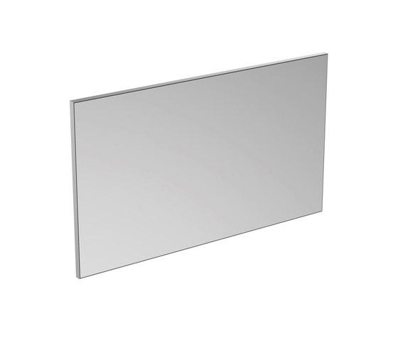 Mirror & Light Spiegel mit Rahmen 1200 x 700 mm by Ideal Standard | Mirrors