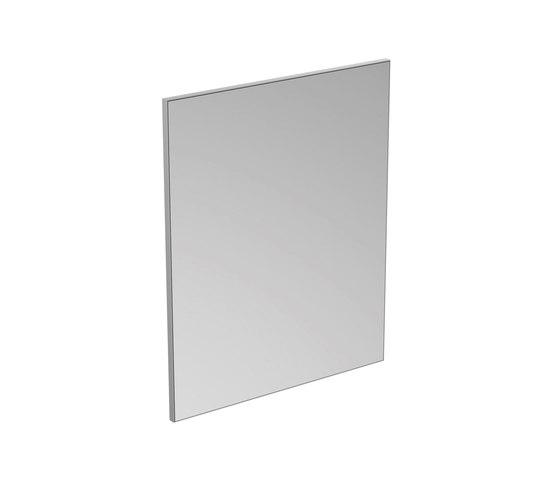 Mirror & Light Spiegel mit Rahmen 800 x 1000 mm by Ideal Standard | Mirrors