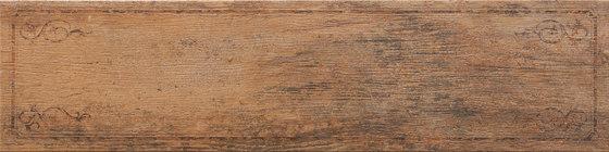 Metalwood Tobacco | Bordo Mix by Rondine | Ceramic tiles
