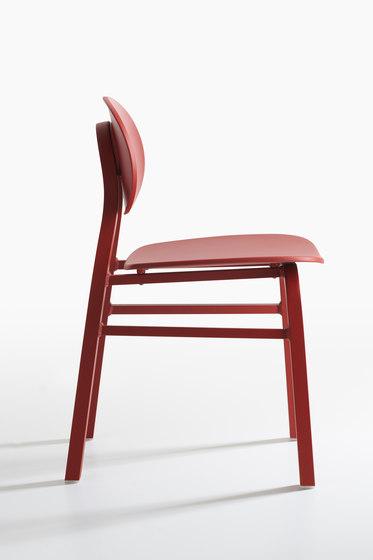 Elipse | 2052 by Zanotta | Chairs