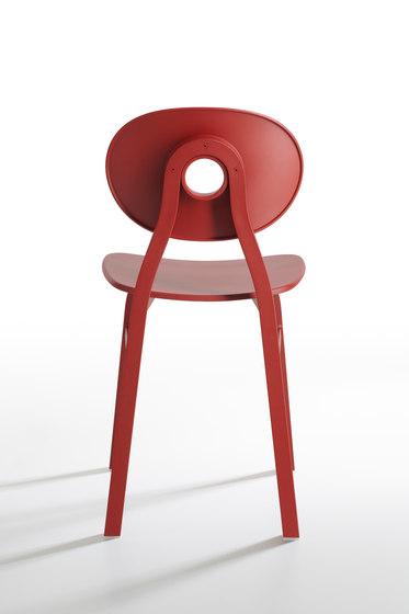 Elipse | 2052 von Zanotta | Stühle
