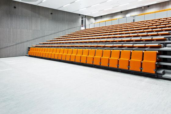PrimoTelescopic de Hamari   Butacas auditorio