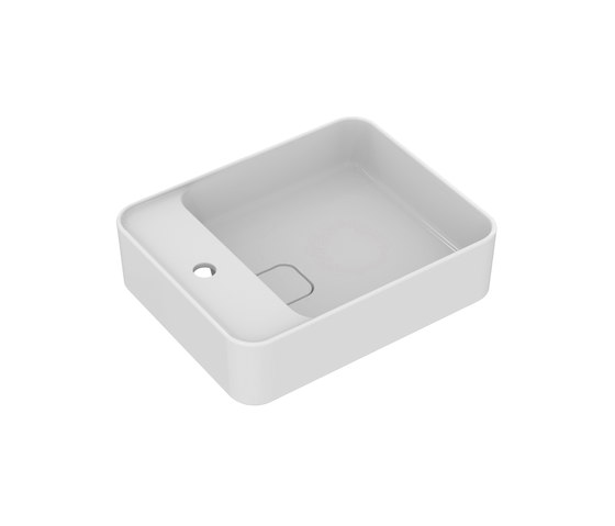 Strada II Aufsatzwaschtisch 500 x 350 mm, by Ideal Standard | Wash basins