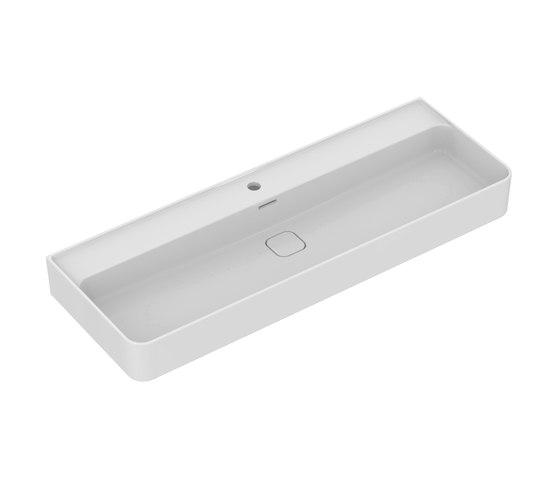 Strada II Waschtisch 1200 mm by Ideal Standard | Wash basins