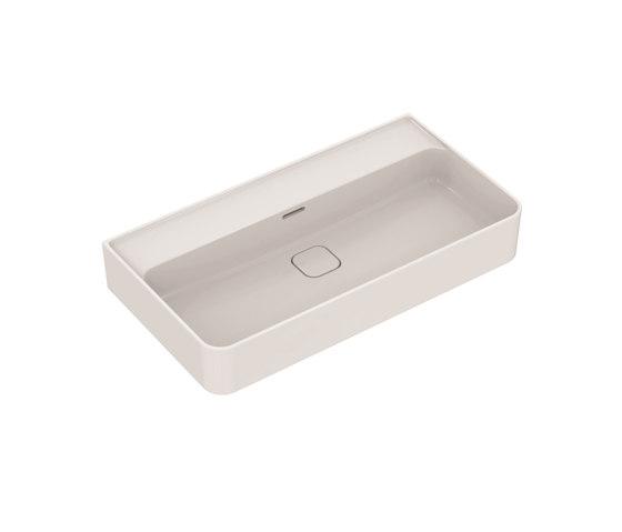 Strada II Waschtisch 800 mm, ohne Hahnloch by Ideal Standard   Wash basins