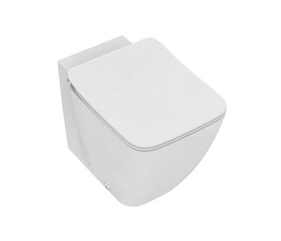 Strada II Standtiefspül-WC AquaBlade by Ideal Standard | WC