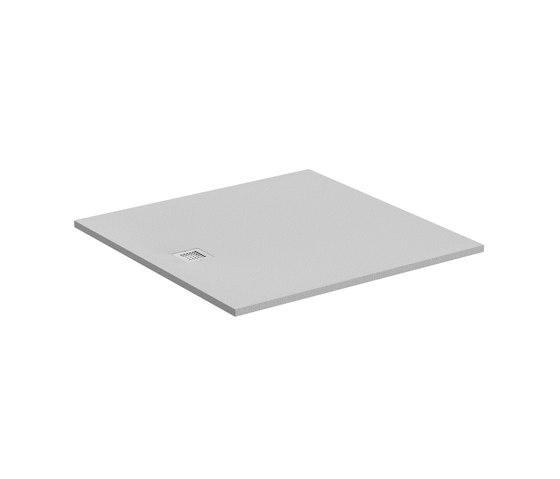 Ultra Flat S Quadratische Brausewanne 1200 x 1200 mm by Ideal Standard | Shower trays