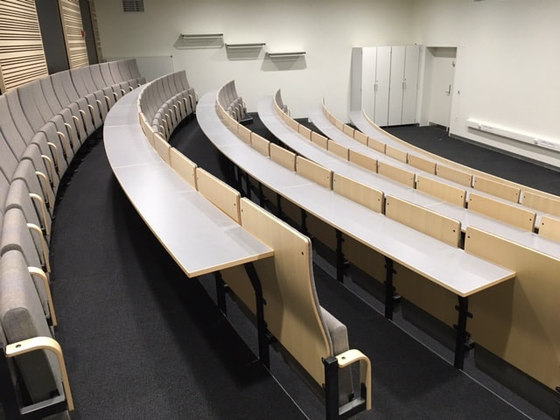 Fixed Tables | Fixed table de Hamari | Butacas auditorio