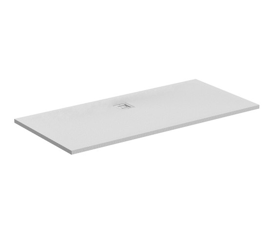Ultra Flat S Rechteck-Brausewanne 2000 x 900 mm, Ablauf mittig by Ideal Standard | Shower trays