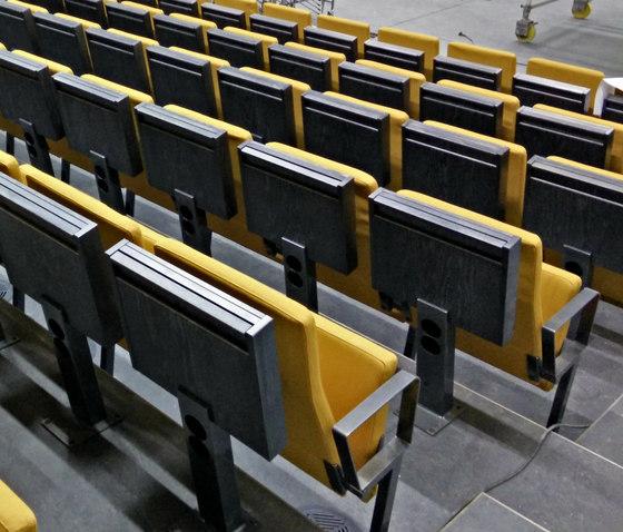 Folding Tables   NoteWB de Hamari   Butacas auditorio
