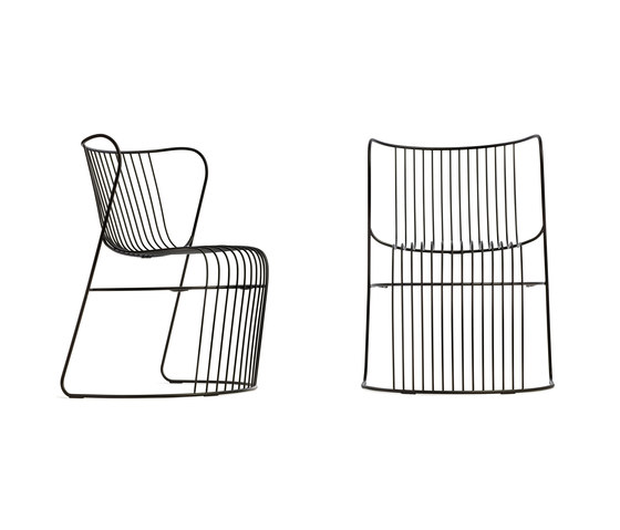 Kaskad armchair by nola | Chairs