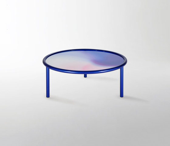 L.A. Sunset by Glas Italia | Side tables