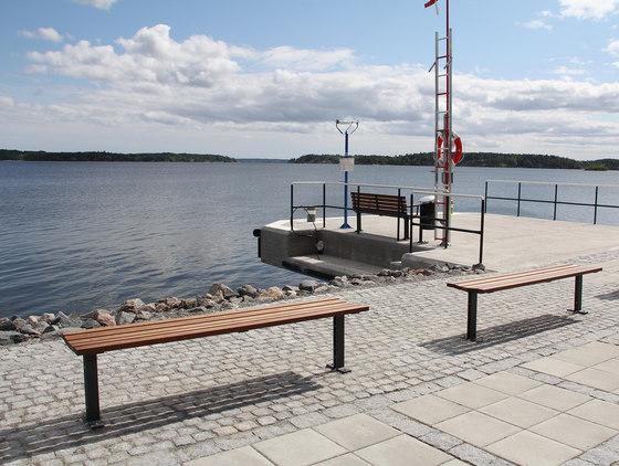 Kajen bench by nola | Benches