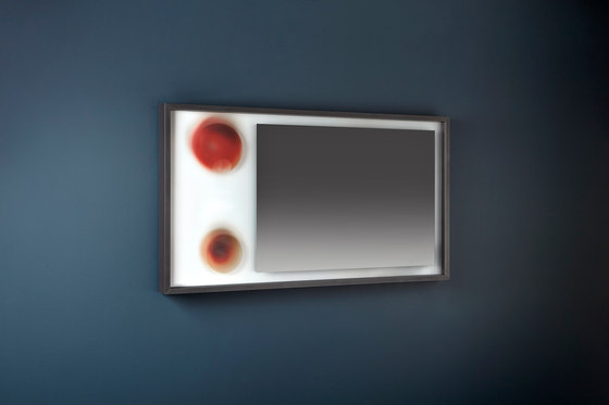 Collage by antoniolupi   Bath mirrors