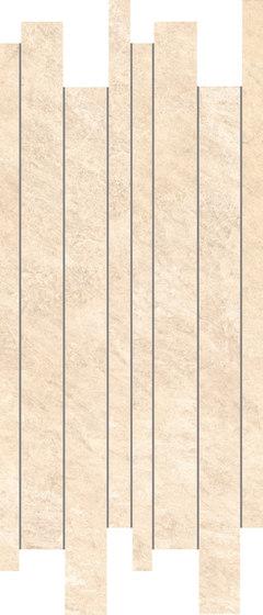 Quarzi Beige | Muretto von Rondine | Keramik Fliesen