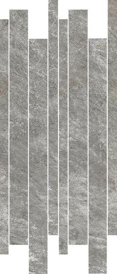 Quarzi Grey | Muretto de Rondine | Carrelage céramique