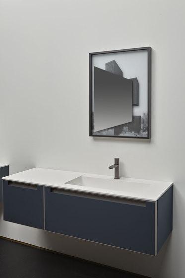 Atelier by antoniolupi | Vanity units